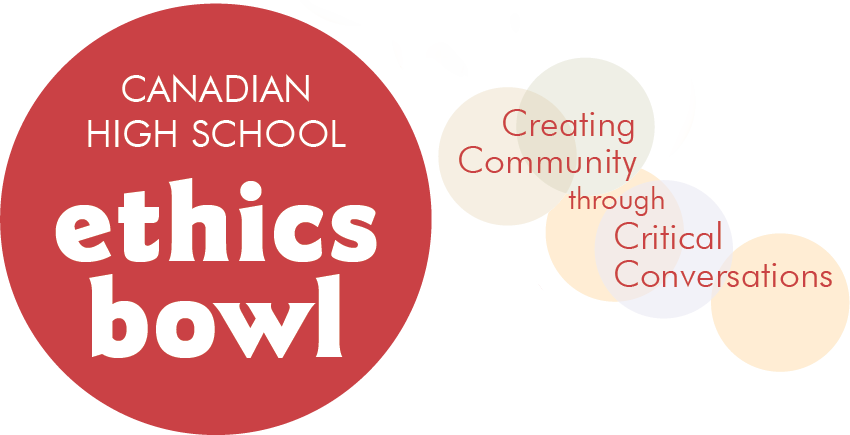 Canadian High School Ethics Bowl